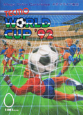 Tecmo World Cup 92 - Sims