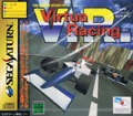 Virtua Racing Sega Saturn - Time Warner Interactive