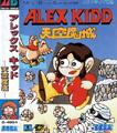 Alex Kidd In The Enchanted Castle  - Sega
