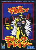 Dick Tracy - Sega