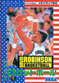 David Robinson Basketball - Sega