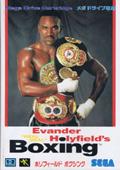Evander Holyfields Boxing - Sega