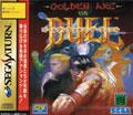 Golden Axe The Duel - Sega
