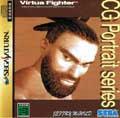 Virtua Fighter CG Portrait Jeffry McWild (New) - Sega