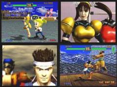 Fighters Megamix (New) from Sega - Sega Saturn