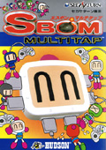 Sega Saturn Sbom Multitap (New) - Hudson