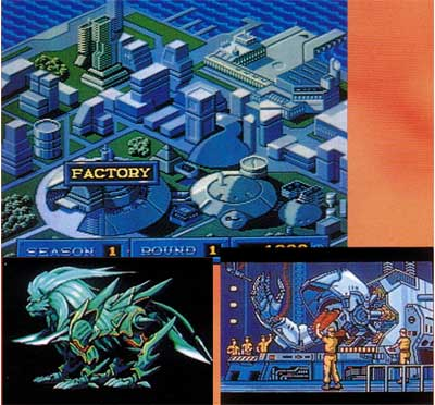 Hyper Wars from Hudson Soft - PC Engine Super CD ROM