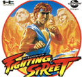 Fighting Street (Fold Out Manual Missing) - Capcom