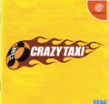 Crazy Taxi - Sega