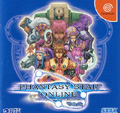 Phantasy Star Online Version 2 - Sega
