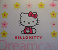 Japanese Dreamcast Console Hello Kitty Pink - Sega
