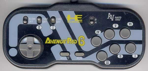 De bedste PC-Engine Pads?