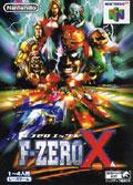F-Zero X (New) - Nintendo
