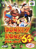 Donkey Kong 64 - Nintendo