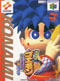 Ganbare Goemon - Konami