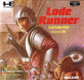 Lode Runner Lost Labyrinth - Pack In Video