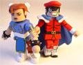 Street Fighter II feat Darkstalkers Chun Li Vs Bison - Capcom