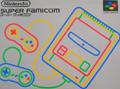 Japanese Super Famicom Console - Nintendo