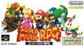 Super Mario RPG - Nintendo