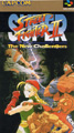 Super Street Fighter II - Capcom
