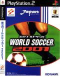 World Soccer 2001 - Konami