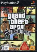 Grand Theft Auto San Andreas (USA Version) - Capcom