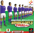 World Soccer Winning Eleven 3 Final Version - Konami