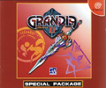 Grandia II Special Package - Game Arts