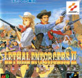 Lethal Enforcers II - Konami