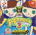 Pop N Music 3 Append Disc (New) - Konami