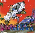 Chase HQ (Hu Card Only) - Taito