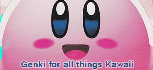 Genki for all things kawaii