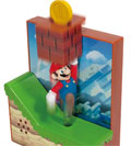 New Super Mario Brothers U Coin Block (New)