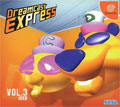 Dreamcast Express Vol 3 - Sega