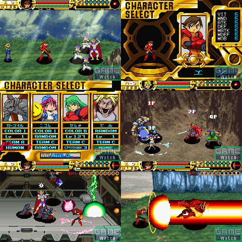 gba action rpg games