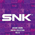 SNK Arcade Sound Digital Collection Vol 13 (New)