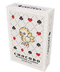 Chocobo Playing Cards (New) - Square Enix