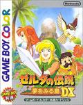 Legend of Zelda DX Links Awakening (GameBoy Color) - Nintendo