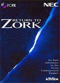 Return to Zork (New) - Activision