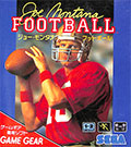 Joe Montana Football (New) - Sega
