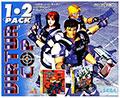 Virtua Cop 1 & 2 Pack (New) - Sega