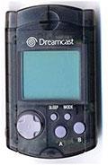Dreamcast Visual Memory Unit (Smoke)
