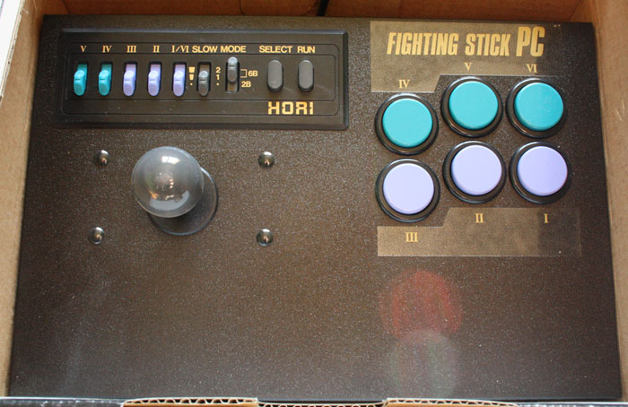 racketboy com • View topic - The PC Engine 6 button arcade stick