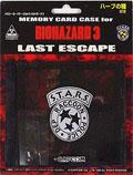 Memory Card Case Biohazard 3 (New) - Capcom
