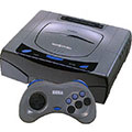 Japanese Sega Saturn Console (Unboxed) (Fault)