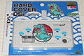 Hard Cover DSi Pocket Monsters (Waninoko) (New)