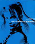 Virtua Fighter 4 Blue Book - Enterbrain