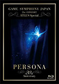 Game Symphony Japan 21st Concert Atlus Special Persona 20th Anniversary (New)
