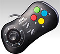 Neo Geo Mini Pad (Black) (New)
