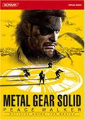 Metal Gear Solid Peace Walker Official Guide - Konami Digital Entertainment
